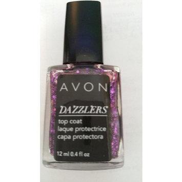 Avon DAZZLERS Top Coat VA VA VIOLET (0.4 fl.oz)