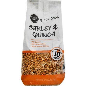 Sam's Choice Quick Cook Barley & Quinoa, 8 oz