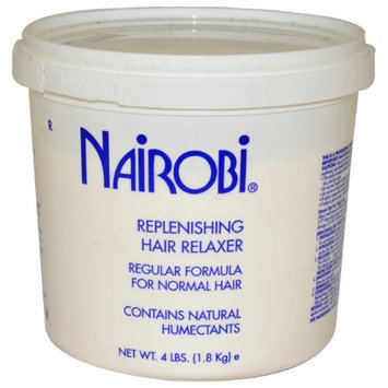 Nairobi Replenishing Hair Relaxer Regular 8-pound Formula