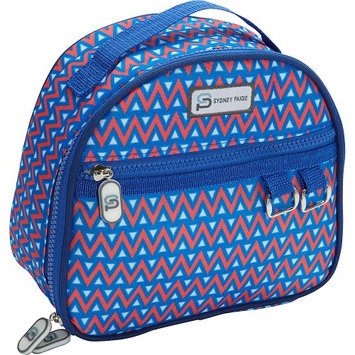 Sydney Paige Buy One, Give One Blue Tents Lunch Bag