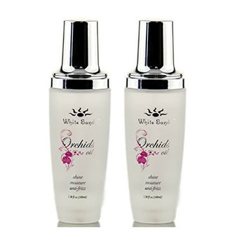 White Sands Orchids Oil Shine & Moisture(3.38oz) 18% Larger with Pump!