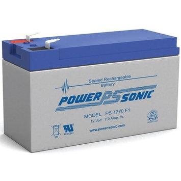 Powersonic 7Ah 12V Sealed BATTERY Fits Aqua Vu Marcum Vexilar