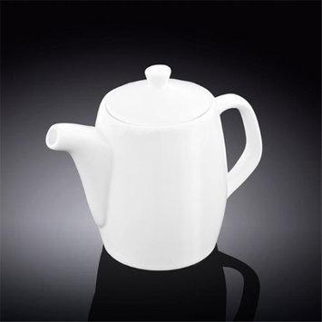 Wilmax 994024 500 ml Tea Pot White - Pack of 36