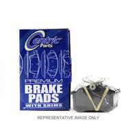 Centric Brake Pad Set, #301-07900
