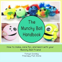 Createspace Publishing The Munchy Ball Handbook: How to make, care for, and learn with your Munchy Ball Friend.