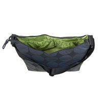 OiOi Hobo Diaper Bag - Grey Dot