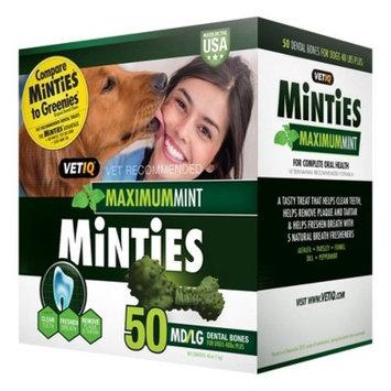 Minties Tiny/Small Dental Bones - 40oz/100ct