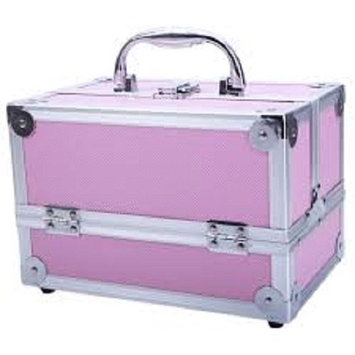 Makeup Case Jewelry Box Cosmetic Organizer