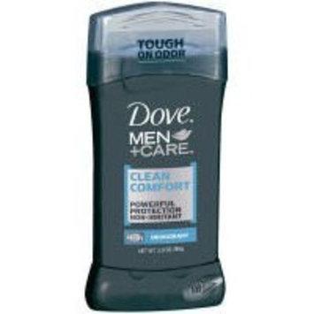 Dove Men +Care Deodorant-Clean Comfort-3 Oz. (Pack of 3)