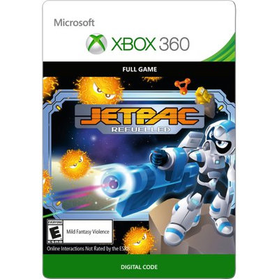 Incomm Xbox 360 Jetpac Refuelled (email delivery)