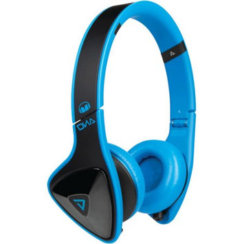 Monster Cable DNA On Ear Headphones - Black On Blue