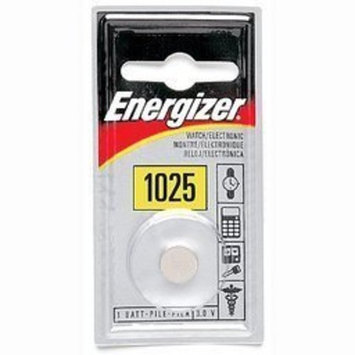 Energizer ECR1025 Lithiuim Coin Cell Battery - ECR1025BP