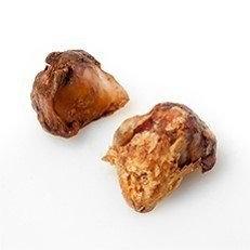 Natural Cravings Beef Knee Cap Grain Free Medium Breed Beef Bone Dog Treat