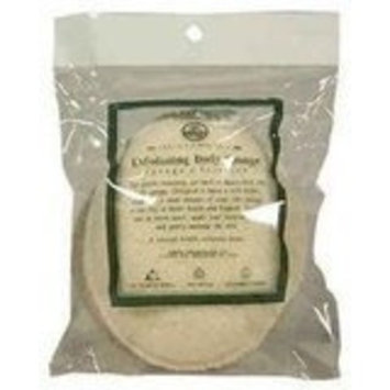 Earth Therapeutics: Exfoliating Oval Body Sponge (3 pack) by Earth Therapeutics