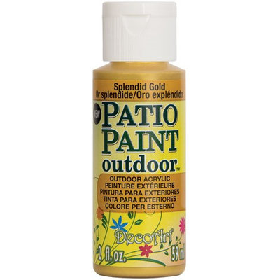 Decoart Patio Paint 2oz-Rich Espresso