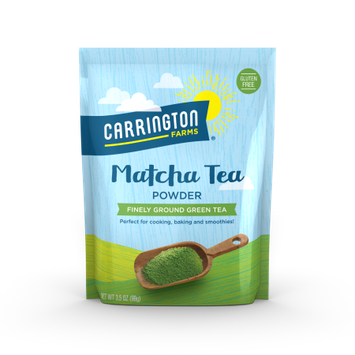 Carrington Farms Cf Matcha Green Tea Powder