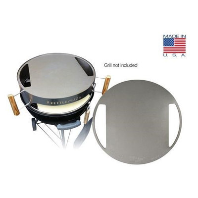 KettlePizza Cold Rolled Baking Steel