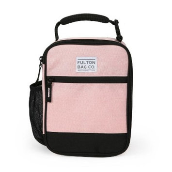 Fulton Bag Co. Upright Lunch Bag - Millennial Pink