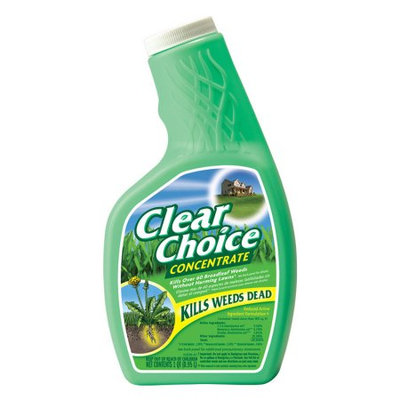 Clear Choice Pest Control 32 oz. Pure Spray Green Concentrate 739X