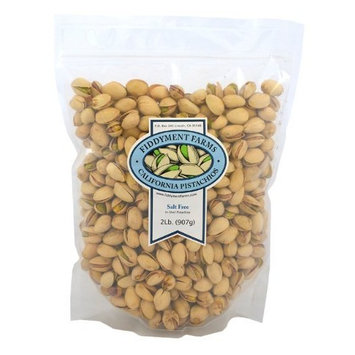 Fiddyment Farms 2lb Unsalted In-shell Pistachios