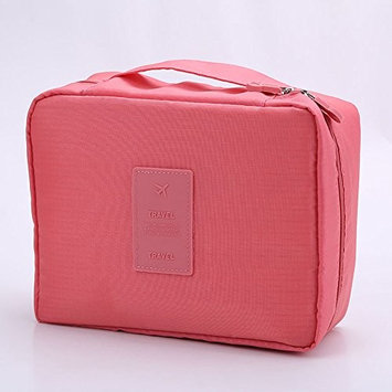 Fast and Good Waterproof Cosmetic Bag Multifunction Portable Toiletry Women Makeup Kit Pouch Case Organizer for Travel