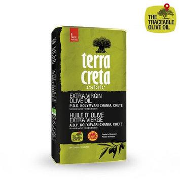 Terra Creta | Award Winning | Kolymvari Estates | 100% Pure Greek Olive Oil | Cold Extracted | Protective Designation of Origin | 3Ltr - (101.4 fl.oz) Tin