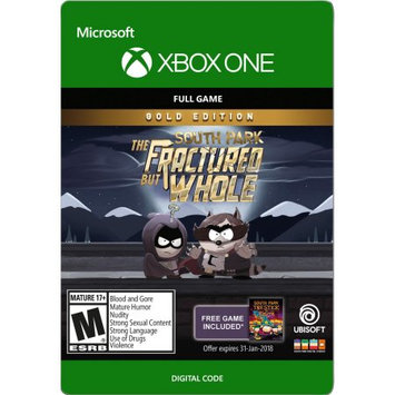 Interactive Communications Xbox One South Park: Fractured But Whole: Gold Edition (email delivery)