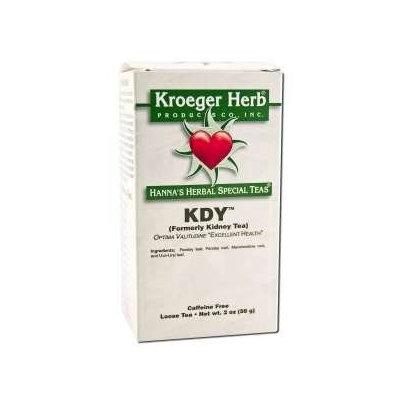 Kroeger Herb Products Kroeger Herb KDY Hannas Herbal Special Tea - 2 Ounces