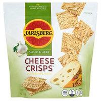 Norseland Inc. Jarlsberg, Crisps Cheese Garlic; Herb, 4 Oz (Pack Of 12)