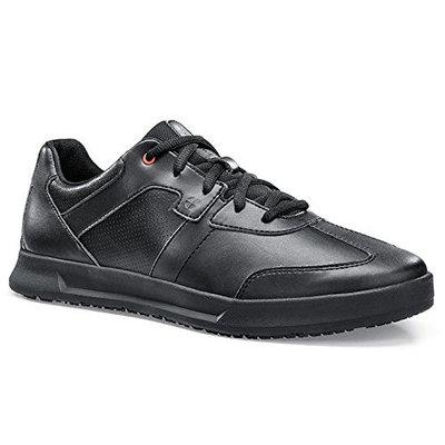 Shoes For Crews Freestyle Men's Black Slip Resistant Trainers, Style 38140,12 UK (47 EU)