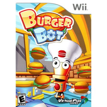 Maximum Family Games, Llc Burger Bot - Nintendo Wii