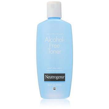 6 Pack - Neutrogena Alcohol-Free Toner 8.5 Fluid Ounce Each
