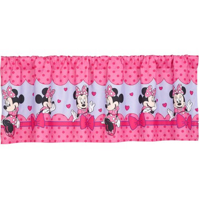 Desigual Disney Minnie Mouse Bow Power Window Valance