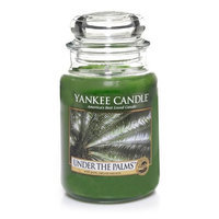 Under the Palms Yankee Candle 22 oz Jar Candle [Large Jar Candles]