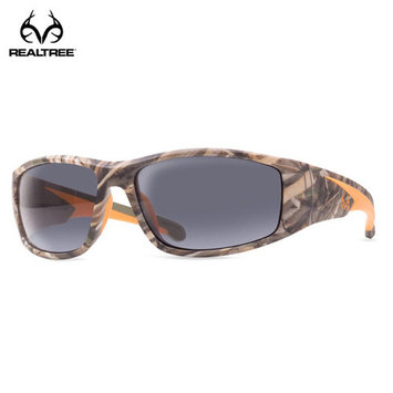 Realtree Men's Max-5&Reg; Camouflage Razorback Safety Glasses - Rew3002