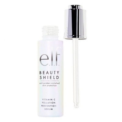 e.l.f. Beauty Shield Vitamin C Face Protecting Serum .95 fl oz