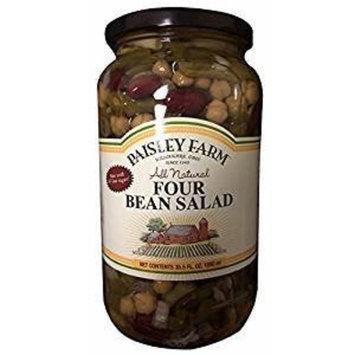 Paisley Farm ( 35.5 FL OZ ) All Natural Four Bean Salad
