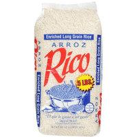 Arroz Rico: White Long Grain Rice, 5 Lb