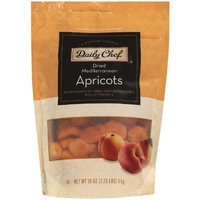 Daily Chef Dried Mediterranean Apricots - 36 oz.