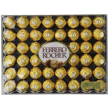 Chocolate Assorted Ferrero Rocher, Flat 48 Count
