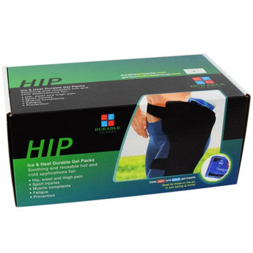 Durable Gel Packs Hot and Cold Body Contouring Gel Pack for Hip