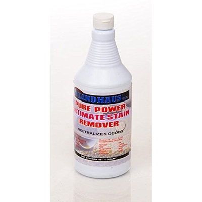 Lindhaus Pure Power Ultimate Stain Remover-- Exclusive Listing by Johnston's Sales & Service