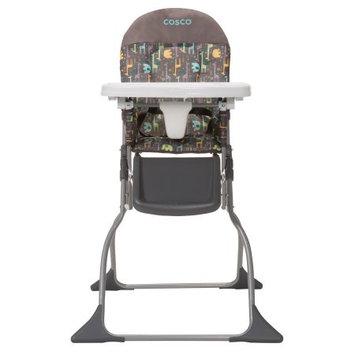 Dorel Juvenile Cosco Simple Fold High Chair, Zury