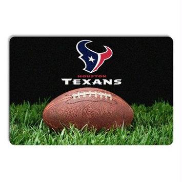 Gamewear Houston Texans Classic NFL Football Pet Bowl Mat Large