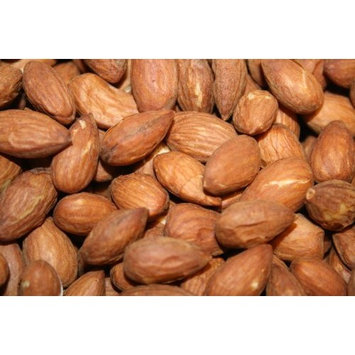 BAYSIDE CANDY Almonds Roasted and Salted, 5 Lbs