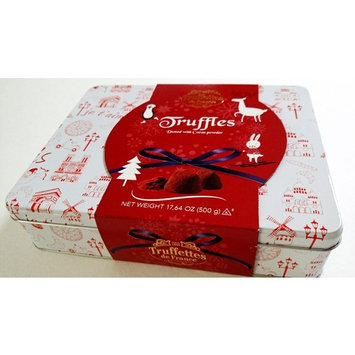 Truffettes de France Truffles in a Gift Tin (500 g)
