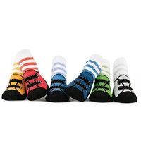 StylesILove Soccer Pattern Non Slip Socks for Baby Boy 6 Pairs (1-3 Years)