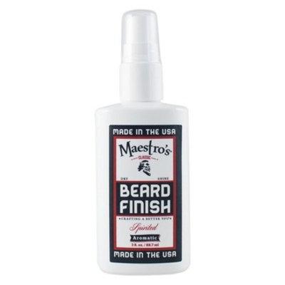 Maestro's Classic Beard Shine Mist - Spirited Blend - 3oz - BF-SPI-3