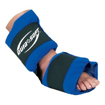 DonJoy DuraSoft Cold Therapy Foot and Ankle Wrap [With 2 Ice Mat Inserts]