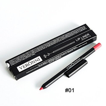 VERONNI 13 color lip pen does not stick the cup can not afford color mouth lip lip glaze(Pack of 78)